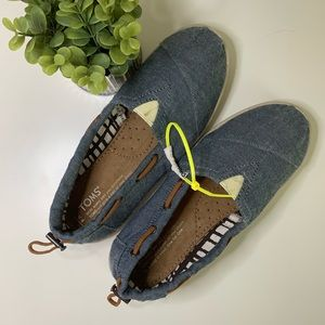 TOMS flats youth 4